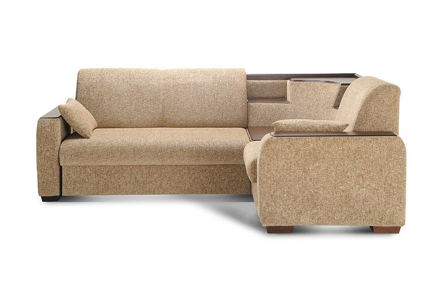 Угловой диван с полкой в Москве