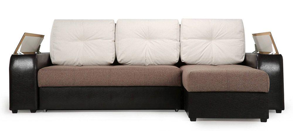 Угловой диван эдинбург с оттоманкой отзывы