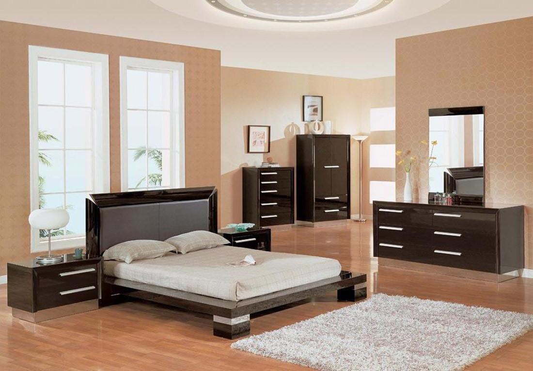 Цвет мебели венге: сочетание в интерьере и подбор стиля