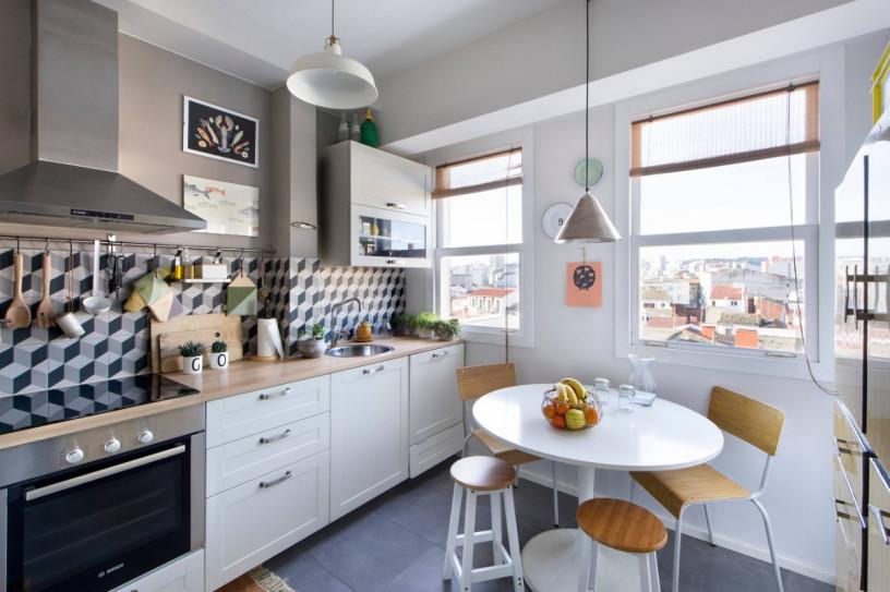 Дизайн кухни 20 м²