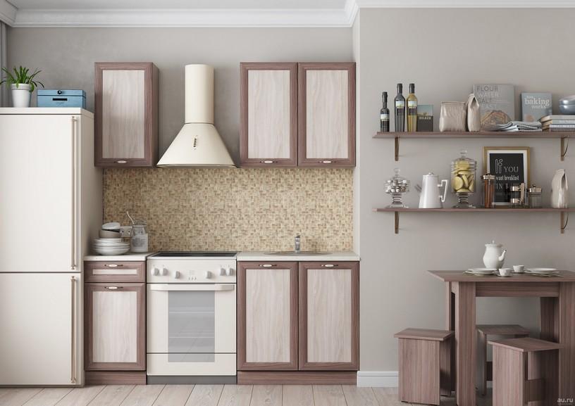 Виды кухонных гарнитуров