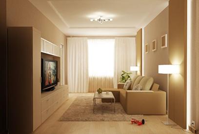 Дизайн детской комнаты 12 м²