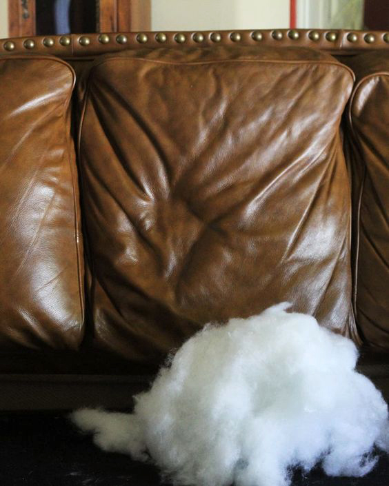 Как перетянуть диван - 25