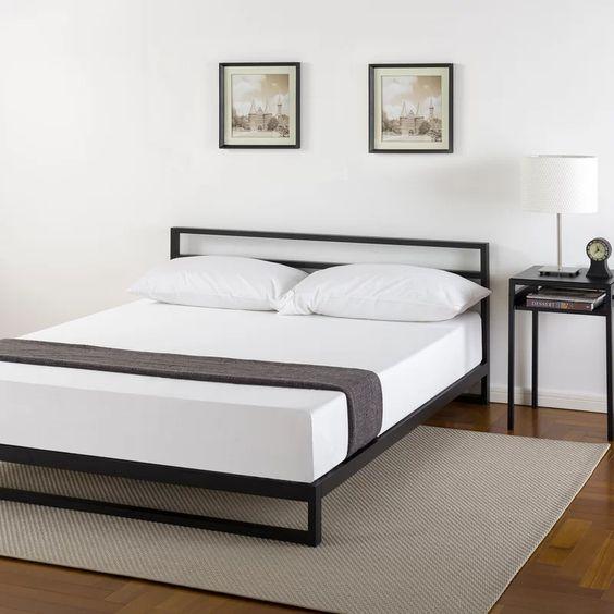 Как выбрать кровать в спальню? - 29